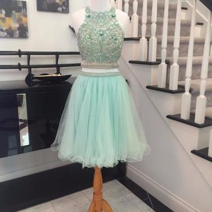 New Arrival 2 Piece Prom Dresses , ..