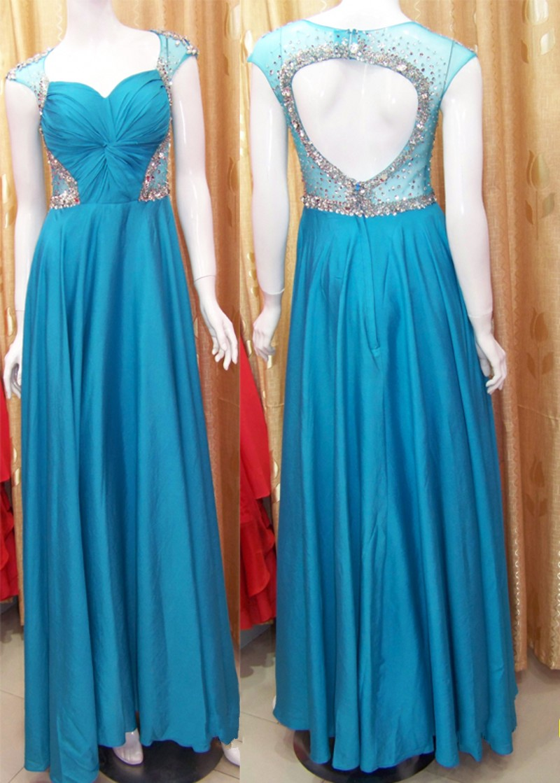 backlesss prom dresses,2016 prom dresses,light blue prom dresses,Beaded Prom Dresses,taffeta prom dresses,sexy prom dresses,Dresses For Prom , sexy prom dresses,dresses party evening,sexy evening gowns,formal dresses evening,elegant long evening dresses