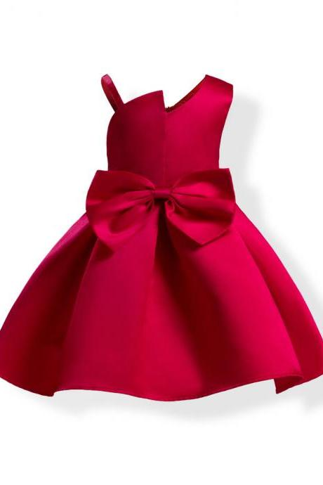 red girls dresses for party and wedding,first communion dresses for girls,ball gowns for girls