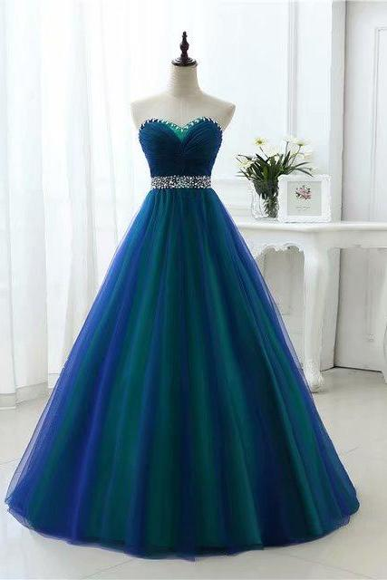 2019 Prom Dresses Ball Gown Sweetheart Real Photo Beaded Prom Dresses Long Vestido De Festa