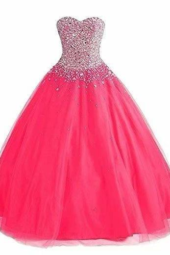 2019 New Quinceanera Dresses Sweet 16 Dress Debutante Gowns Formal Dresses Prom Patry Gown