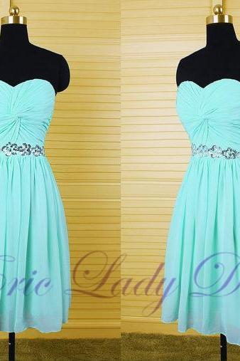 Elegant Blue Mini Prom Dresses Strapless Short Evening Dresses 2016 Graduation Cocktail Dresses Real Photo Women Party Dresses Formal Gowns