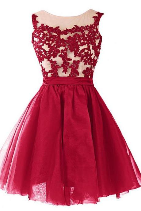prom dresses,Short Prom Dresses,2016 Cheap prom dresses, Burgundy Evening Dress,Graduation Dresses, Homecoming Dresses, Cocktail Dresses,Formal Gowns