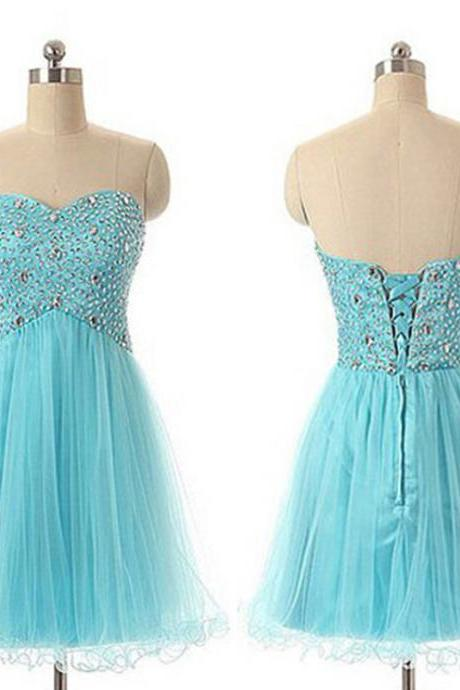 prom dresses,Short Prom Dresses,2016 Cheap prom dresses, Blue Evening Dress,Graduation Dresses, Homecoming Dresses, Cocktail Dresses,Formal Gowns