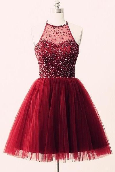 2016 elegant burgundy short prom dresses, burgundy prom dresses,burgundy evening dresses , sexy formal prom dresses,dresses party evening,sexy evening gowns,formal dresses evening,2016 new arrival formal dresses,elegant short evening dresses